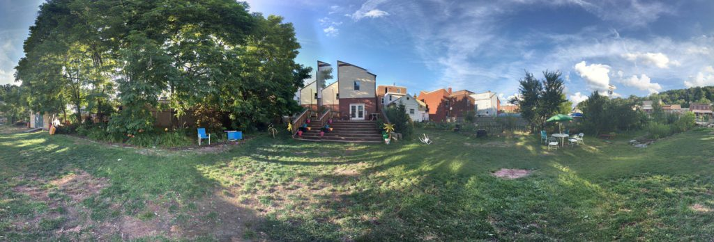 Millvale 07-2016 Nora Peters outside-smaller